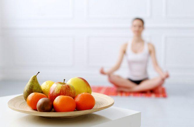 comes de manera consciente