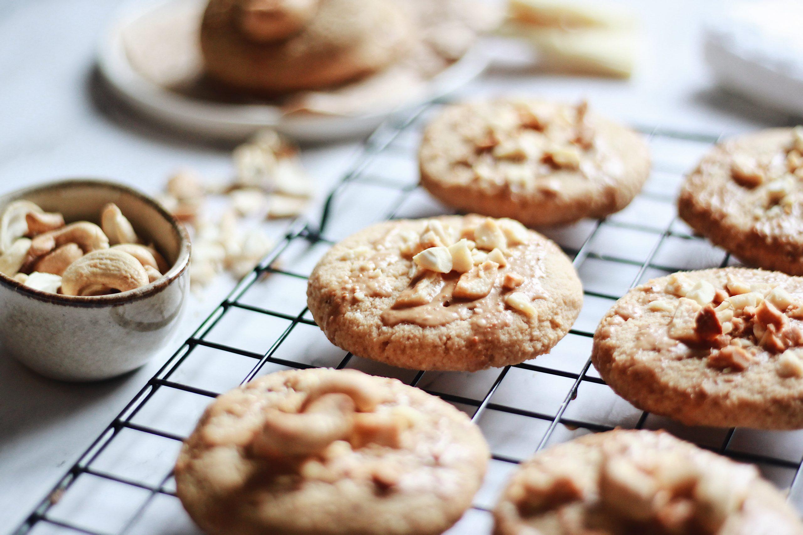 cookies de anacardo