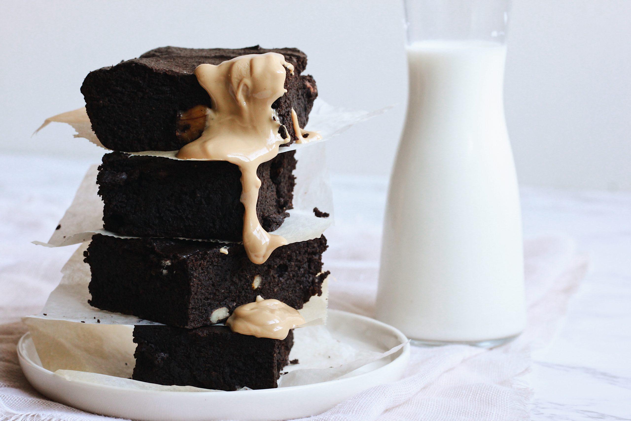 Brownie especiado